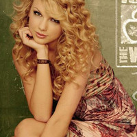 "Taylor 20""? Long Curly With Bangs Synthetic Wigs for Women Brown"