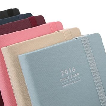 MochiThings: 2016 Daily Appointment Planner