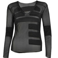 "Divergent ""Tris"" Women's Knit Top Prop Replica (X-Small)"