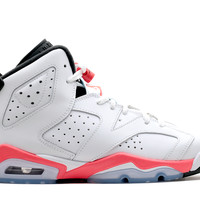 "Air Jordan 6 Retro ""White Infrared"" (2014) GS"