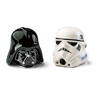 Star Wars Vader and Stormtrooper Shakers