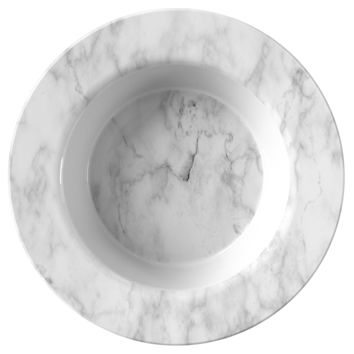 Marble Polymer Bowls