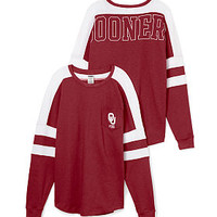 University of Oklahoma Varsity Pocket Crew - PINK - Victoria's Secret