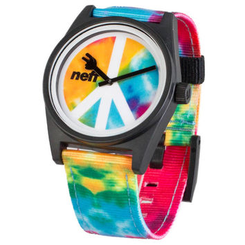 Neff Daily Woven Hippie Watch