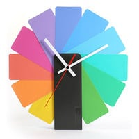 Transformer Analog Clock Multicolor from Apollo Box
