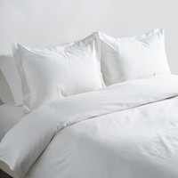 Luxe Sateen Duvet Set by Saks Fifth Avenue at Gilt