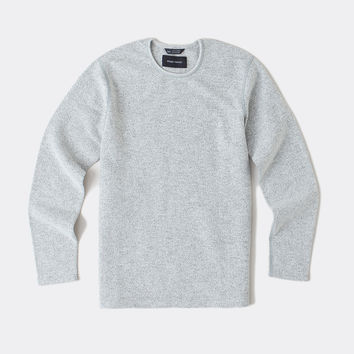 Knit Felted Wool Sweater
