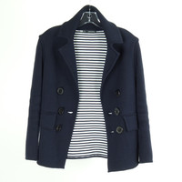 DSQUARED2 Peacoat Jacket Size S