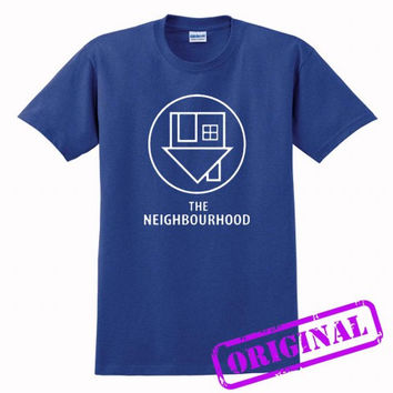 The NBHD The neighbourhood Logo for shirt antique royal, tshirt antique royal unisex adult