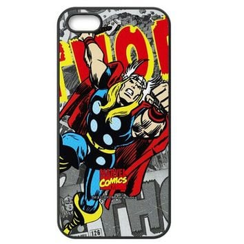 Marvel Comics Thor Hard Case for Apple iPhone 4