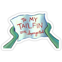 To my tailfin