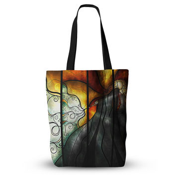 "Mandie Manzano ""Expecto Patronum"" Harry Potter Everything Tote Bag"