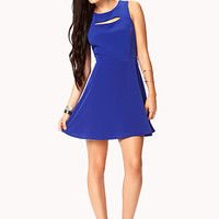 Luxe Cutout Dress