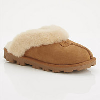 UGG Australia Coquette Slippers Shoes 5125 at BareNecessities.com