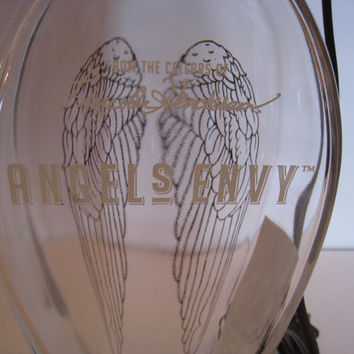 Lamp Angels Envy Whiskey Bottle