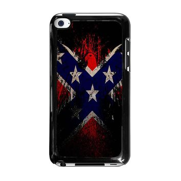 BROWNING REBEL FLAG iPod Touch 4 Case Cover