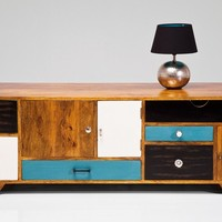 MDF sideboard with doors with drawers Malibu by KARE-DESIGN