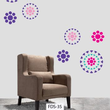 Decorative stencil designs,FDS-35