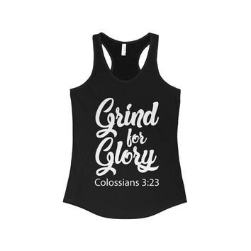 Grind For Glory - Women's Tank