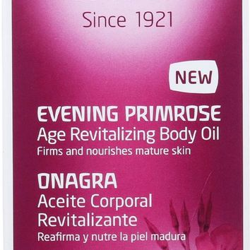 Weleda Body Oil - Evening Primrose Age Revitalizing - 3.4 Oz