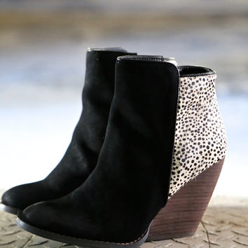 Chatter Bootie By Very Volatile