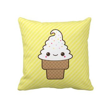 Cute Kawaii Totoro Anime Led Colorful Plush Pillow : Shop Cute Kawaii Pillows on Wanelo