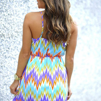 Electrify Me Dress:Multi | Hope's
