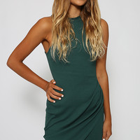Landslide Dress - Green