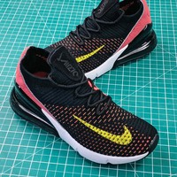 Nike Air 270 Flyknit Sport Running Shoes - Best Online Sale