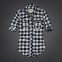 Pacific Flannel Shirt