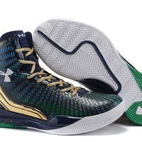 Under Armour Curry 2 Basketball Sneaker