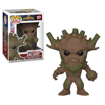King Groot Funko Pop! Marvel Contest of Champions