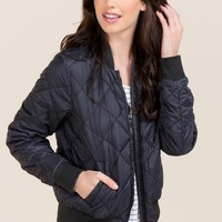 Pack Up and Go Bomber Jacket