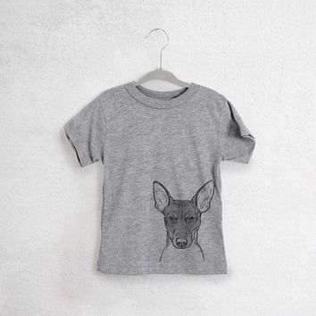 Knox the Rat Terrier - Kids/Youth/Toddler Shirt