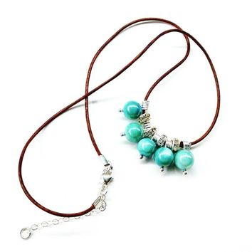 fb35f00056f53 Best Shell And Bead Necklace Products on Wanelo