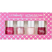 Let Them Eat Cake 4 Pc Nail Collection | Ulta Beauty