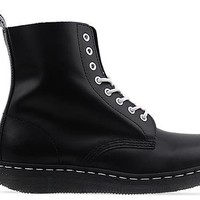 Dr. Martens Pascal Mens in Black Smooth at Solestruck.com