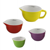 Multi Colors Measuring Cups