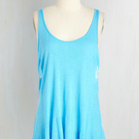 Athletic Mid-length Sleeveless Like You Mean It Top