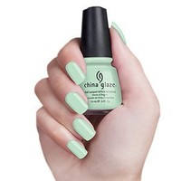 China Glaze Re-Fresh Mint: Beauty