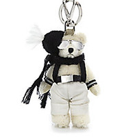 Prada - Franz Bear Faux Fur Keychain - Saks Fifth Avenue Mobile