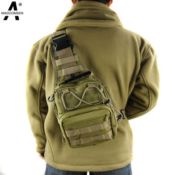 Casual MOLLE Over-the-Body EDC bag