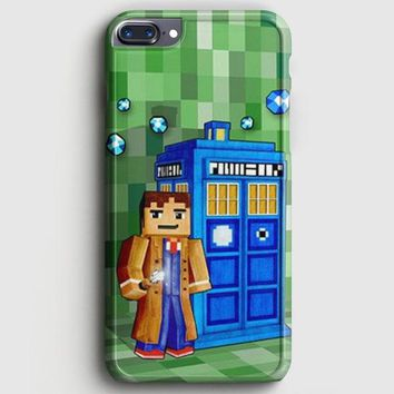 Tardis Doctor Who Little Prince iPhone 8 Plus Case | casescraft