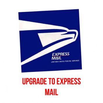 Upgrade to USPS Express Mail Service