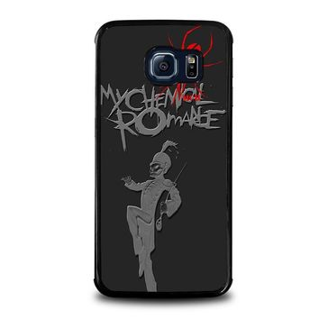 my chemical romance black parade 2 samsung galaxy s6 edge case cover  number 1