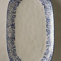 Attingham Serving Platter by Anthropologie