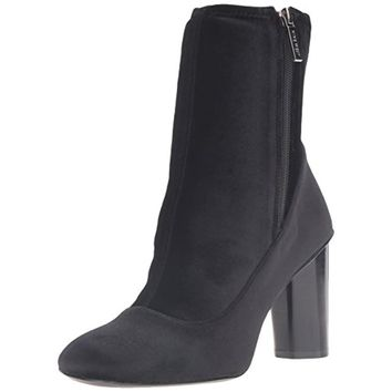 Nine West Womens Valetta Heels Ankle Boots