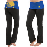 Golden State Warriors Women's Sublime Pants – Navy Blue