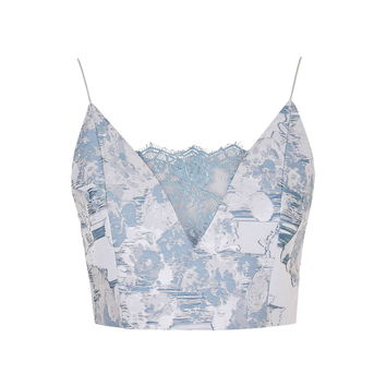 Limited Edition Lace Bralet - Topshop