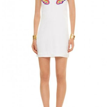 Mara Hoffman | Beaded Snake Shift Dress